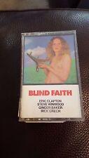 BLIND FAITH ~ SELF TITLED ~  CASSETTE TAPE Polygram 422-825-094-4-Y-1