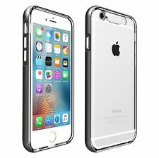 For Apple iPhone 6s 6 6s Plus Shockproof Hybrid Rubber Hard LED Light Cover Case