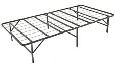 14 Inch Twin Size Mattress Foundation Platform Bed Frame/Box Spring Replacement