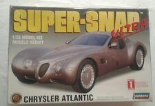 Lindberg Super Snap ULTRA Chrysler Atlantic Complete 1:25 Scale #72712 Kit