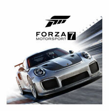 Forza Motorsport 7 Digital Download (Microsoft Xbox One, 2017)