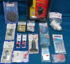 Lot of Marine Grade Parts, Perko, Seadog, Moeller and Attwood