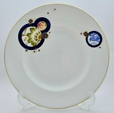 NEW ROYAL CROWN DERBY JAPANESE IMARI PLATE HACHI BY PETER TING AVES, DERBY PANEL