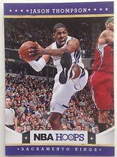 Jason Thompson Forward Sacramento Kings #215 Panini Original 9 Single 2011-2012