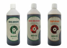 Biobizz-Bundle Pack 500ml chaque croître Bloom top max-BIO BIZZ