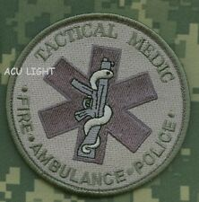 RESIDENT EVIL ZOMBIE OUTBREAK CIVIL SURVIVAL KIT: TACTICAL EMS burdock PATCH