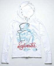 Toon Couture by Bejeweled Sylvester Top Hat Hoody (XS)