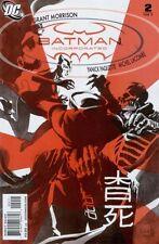 Batman Incorporated Vol. 1 (2011) #2