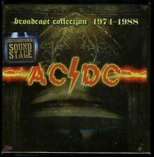 AC/DC – Broadcast Collection 1974 - 1988 14 CD box set new