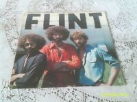FLINT. COLUMBIA. JC 35574. 1978. DEBUT. FIRST PRESSING.