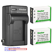 Kastar Battery Wall Charger for NP-170 Sony 2700X HDV-CX3800E HDV-CX1800E Camera