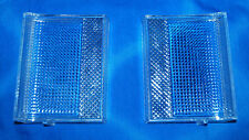 1969 Chrysler Newport Reverse Backup Light Lenses Pair NOS Open Stock