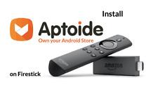 Firestick TV Aptoide - Install