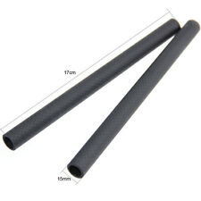 2x CAMVATE 17cm 15mm Carbon Fiber Tube Rods Pipe for DLSR Rig Camera Cage Tripod