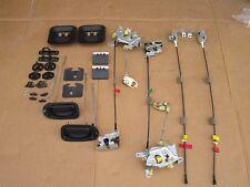 97-04 F150 REAR DOOR LATCHES RIGHT & LEFT DOOR UPPER LOWER LATCH LOCKS OEM