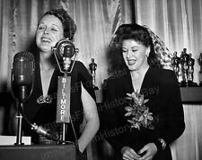 8x10 Print Mary Astor Presenter Ginger Rogers Oscars Biltmore 1942 #MA4