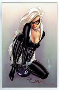 BLACK CAT #2 J SCOTT CAMPBELL NM SUPERIOR SPIDER-MAN 20 HOMAGE MARVEL