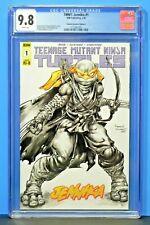 IDW TMNT Teenage Ninja Turtles Jennika #1 RI B Variant CGC Graded 9.8 Hot Key