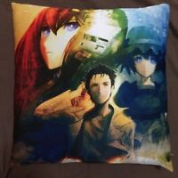 Anime Steins Gate Steins;Gate two sided Pillow Case Cover 167