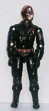 New G.I.Joe Black Major Custom Gold Night Ops Steel Brigade Commander