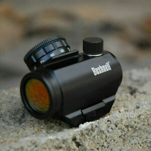Bushnell TRS 25 Red Dot Optics Hunting Scope Holographic Airsoft Rifle Scope