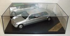 VITESSE 1/43 - VMC99025 MERCEDES BENZ S600 PULLMAN - LIGHT METALLIC GREY 1999