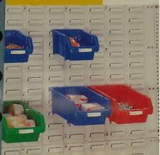 2X storage bin Hanging Panels Heavy Duty Wall Panels Board