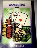 Gamblers Ritual Spiritual Soap 3OZ Indio Products HooDoo Wicca Lottery card luck