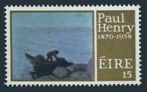 Ireland 405,MNH.Michel 350. The Lobster Pots,by Paul Henry.1976.