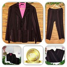 CHIC COURTENAY BLAZER/PANTS WOMEN'S BUSINESS SUIT!
