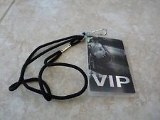 Def Leppard ??? VIP Tour Backstage Concert Pass LAMINATE