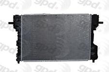 Global Parts Distributors 2761C Radiator