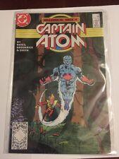 Captain Atom 11 Millennium Great Condition!