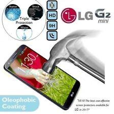 100% véritable verre trempé 9H Premium Protège Écran D618/D620 pour LG G2 Mini