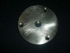 Atlas Craftsman Dunlap 109 Model Lathe 3 Inch 3 Jaw Chuck Backing Plate Usa Made
