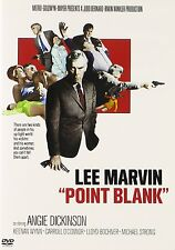 POINT BLANK (Lee Marvin, Angie Dickinson)  DVD - UK Compatible - New & sealed