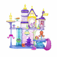 My Little Pony Canterlot and Seaquestria Castle & Toy Accessories Playset Age 3+