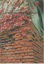 SCHLOSSER UND HERRENHAUSER ARCHITECTURE HEINZ EGGERT + PARIS POSTER GUIDE ENG