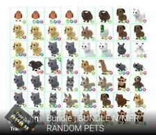 😱💥Roblox Adopt Me x56 Neon/Mega Pet Bundle Free with purchase of original art.