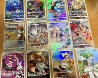 Pokemon Card Japanese -  CHR 12 types complete set Dream League SM11b Pikachu