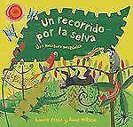 Un Recorrido por la Selva (Spanish Edition)-ExLibrary