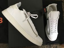 Adidas y3 Stan Smith Zip White DEADSTOCK 9,5us 9uk 43 1/3fr NIB Yohji Yamamoto