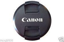 2 PCS 52mm Replacement Front Lens Cap For Canon IS USM E-52UII E-52