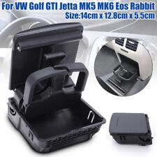 Accoudoir arrière Central Console porte-gobelet pour VW Jetta Golf GTI MK6 MK5 E