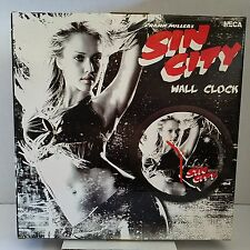Neca Sin City Nancy Wall Clock 2005 Collectible