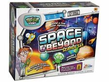 Space Beyond Science Set Experiment Discover Crystal Kit Alien Solar System Toy