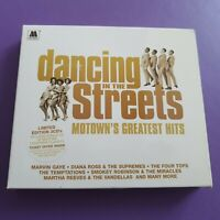 Dancing In The Streets - Motown's Greatest Hits - 3 CD's