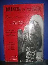 Bristol In The 1940's  - Reece Winstone - SIGNED COPY