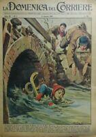 LA DOMENICA DEL CORRIERE N.1  1958