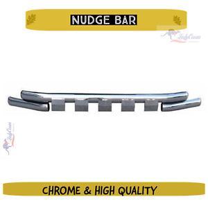 FORD RANGER - CHROME STAINLESS STEEL NUDGE BAR